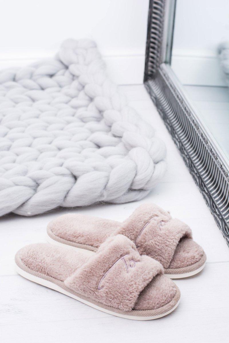 Home Women Coffe Slippers Sleeper