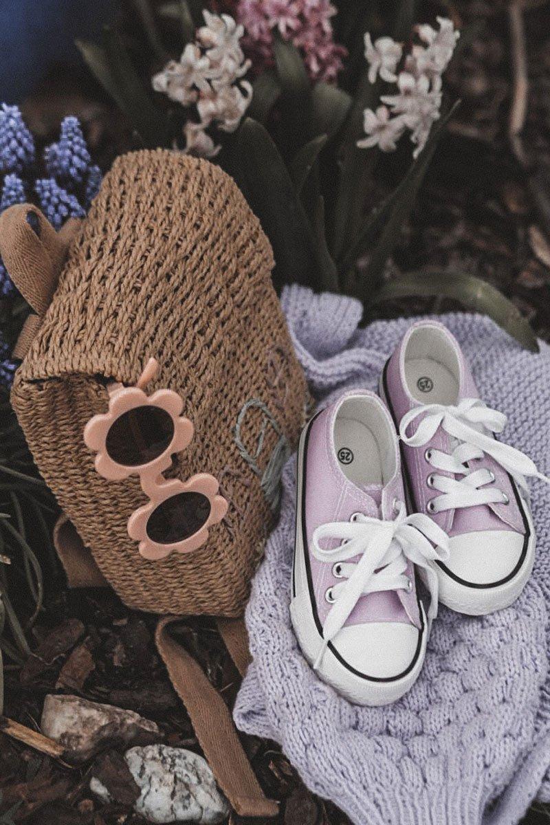 Children's Sneakers Purple Filemon