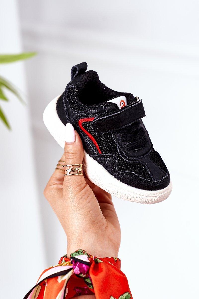 Children's Sport Shoes Sneakers Black Fun