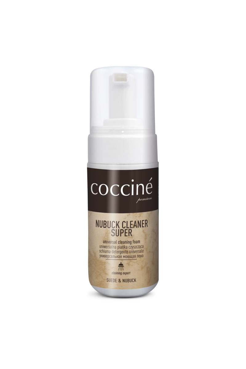 Coccine Cleaning Foam for Nubuck Suede and Textile