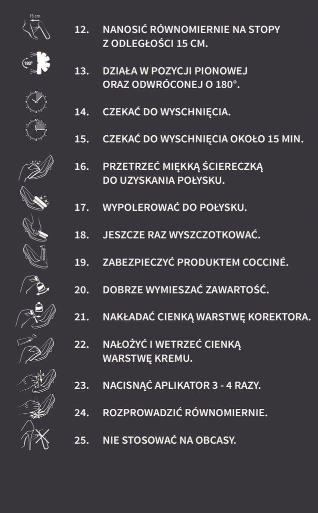 Coccine Eko Polish For Ecological Leather