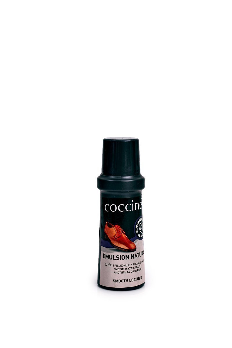 Coccine Emulsion Preparation for Cleaning the Leather Clothing And Furniture