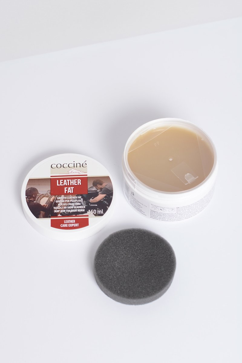 Coccine Tłuszcz Do Skór Gładkich Leather Fat