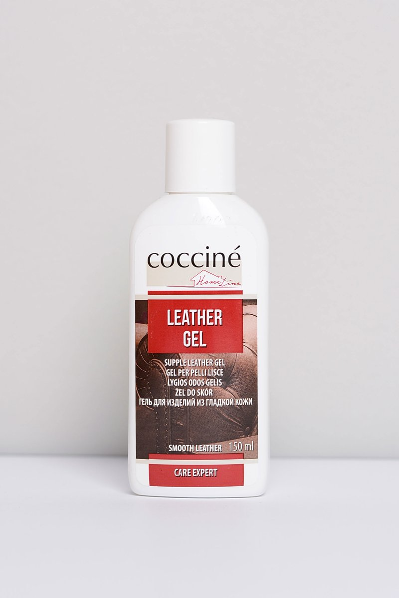 Coccine Żel do Pielęgnacji Skór Leather Gel