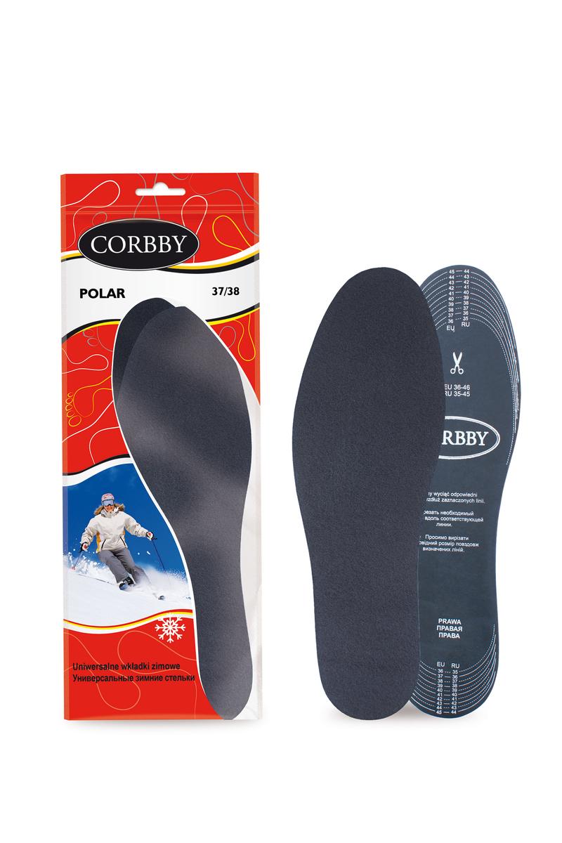 Corbby POLAR Ocieplane wkładki z węglem aktywnym