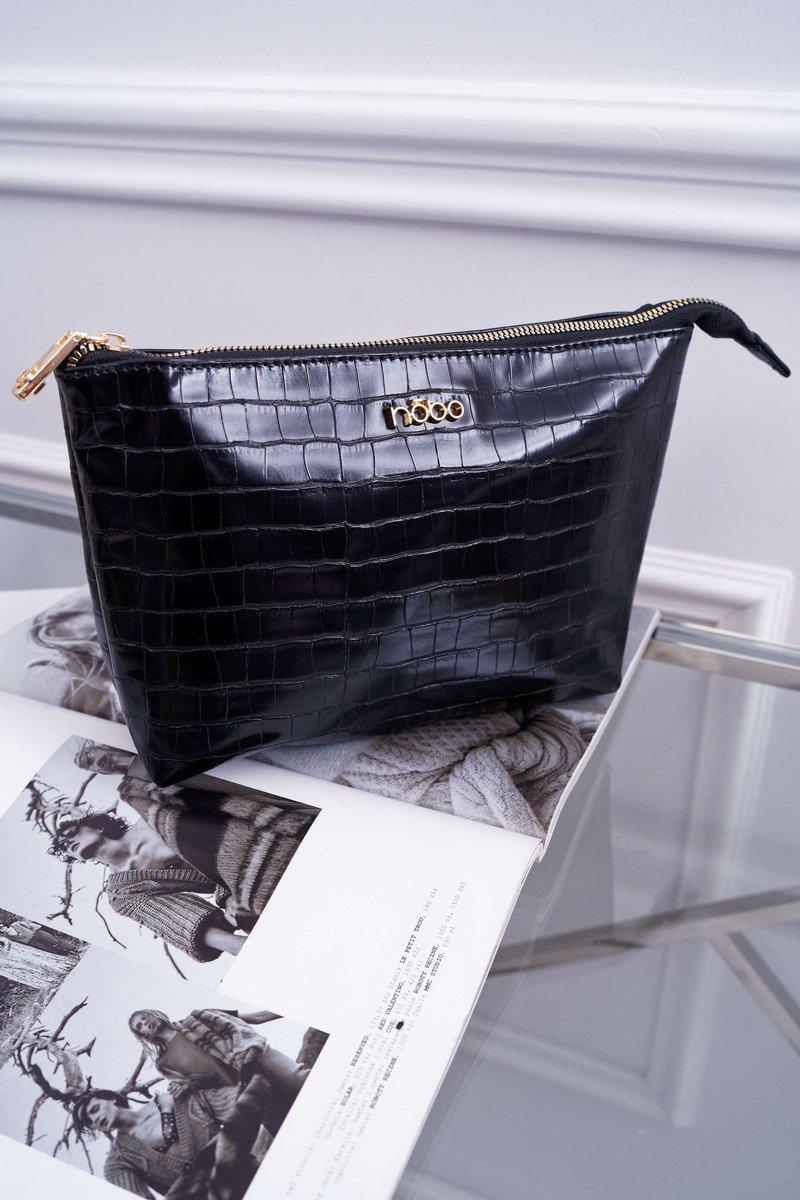 Medium Women's Cosmetic Bag NOBO Black NCOS-I0341-C020