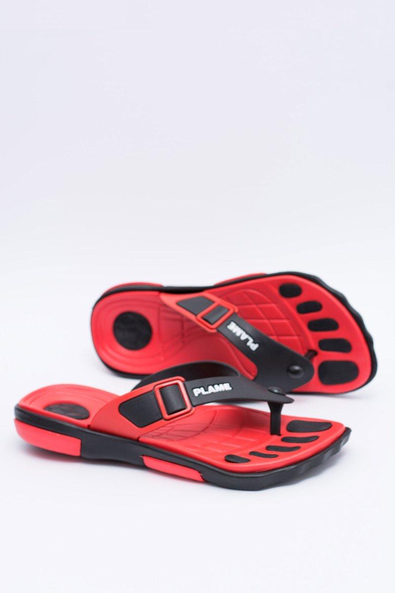 Men's Slides Flip-flops For The Pool Light Black