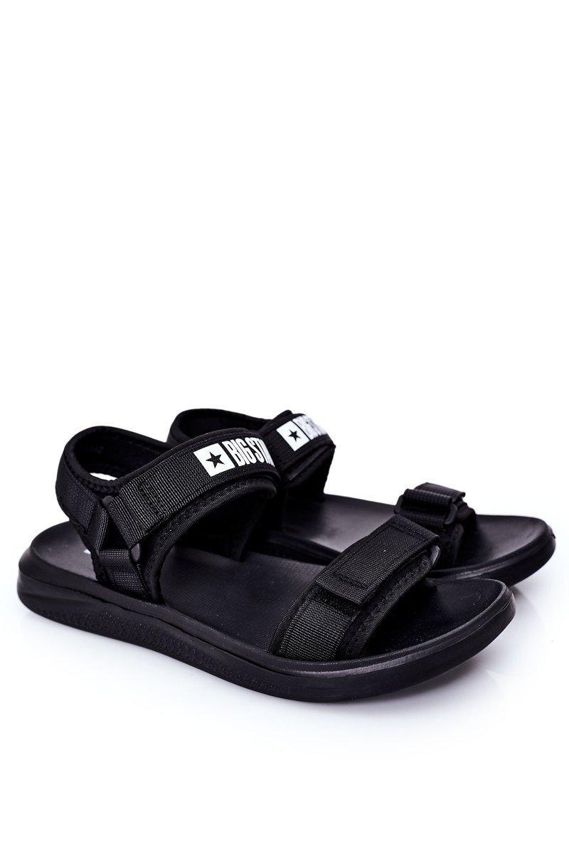 Sport Men's Sandals Big Star HH174842 Black