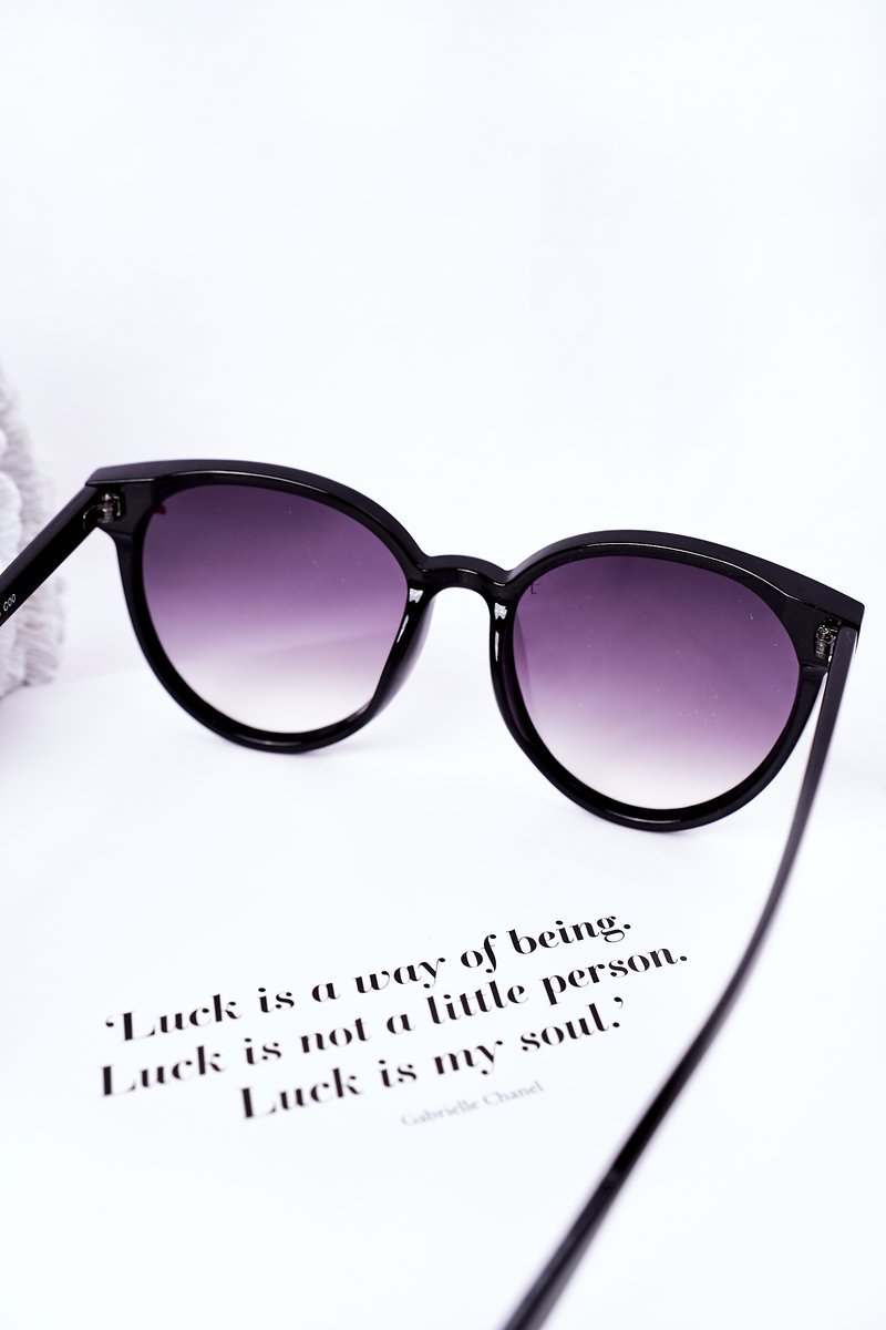 Sunglasses With A Fly Black Ombre