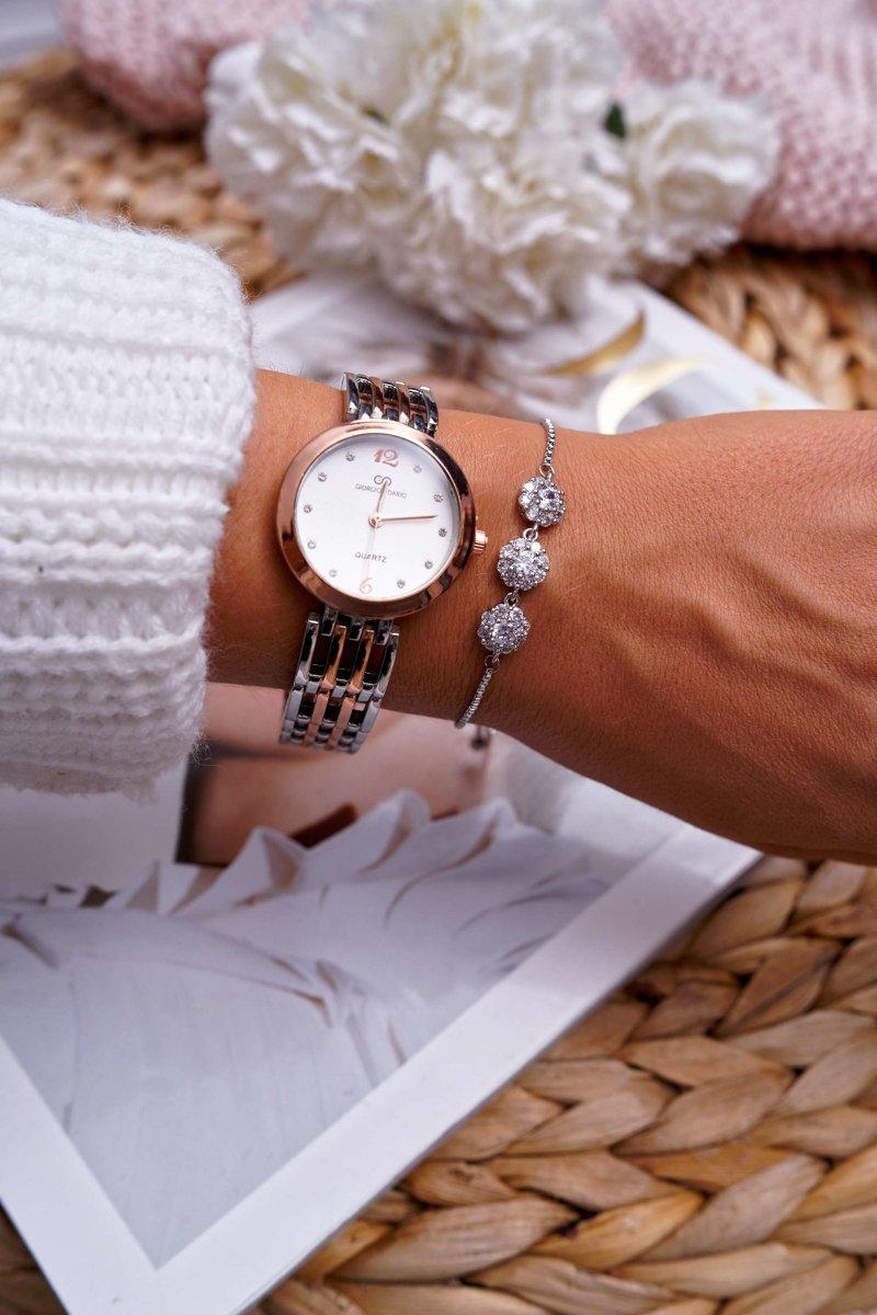 Women's Bracelet On Chain Silver Ferrin