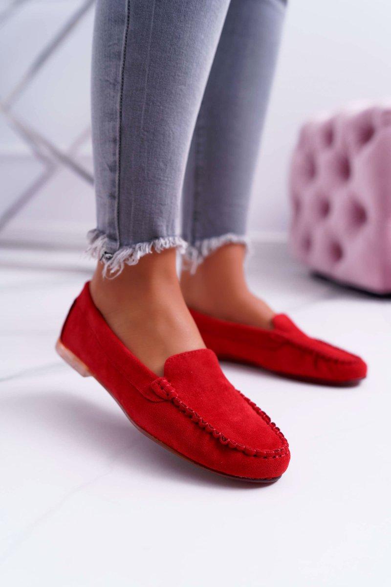 Women's Moccasins Sergio Leone Loafers