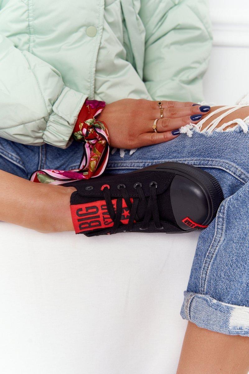 Women's Sneakers BIG STAR HH274678 Black
