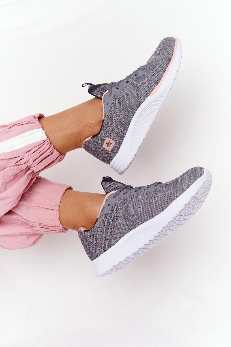 Women's Sport Shoes Comfort Foam Grey Long Distance