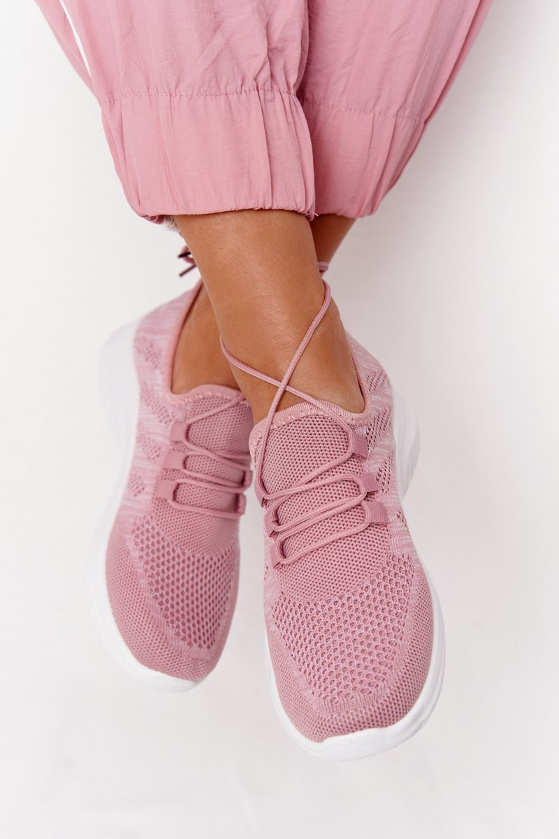 Women's Sport Shoes Pink Workout