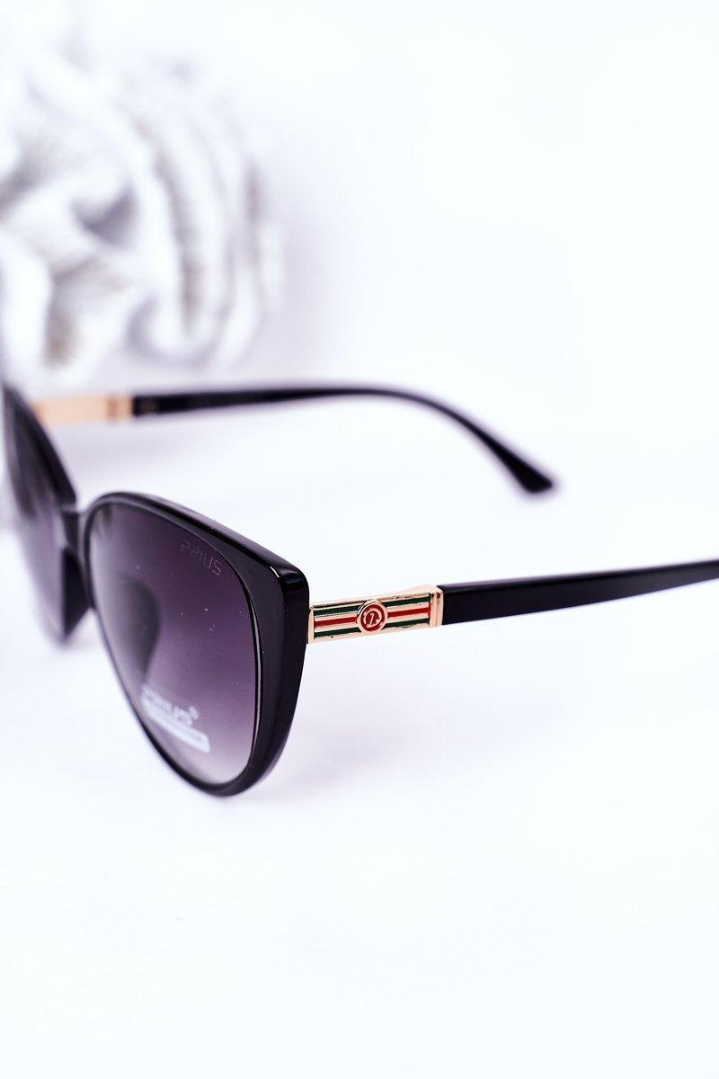 Women's Sunglasses Black Ombre