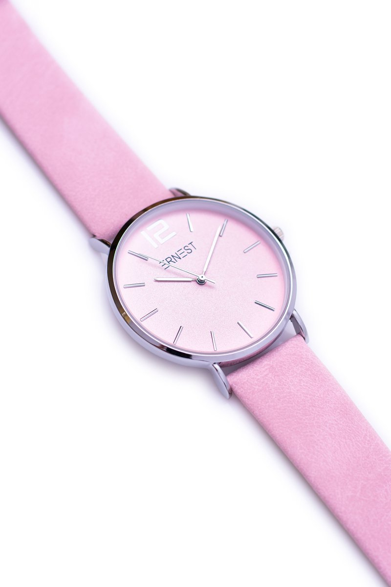 Women's Watch Ernest Claire Pink
