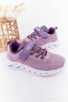 Children's Sports Shoes Sneakers Big Star HH374183 Purple