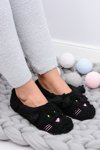 SOXO Women's Home Slippers Mices Black